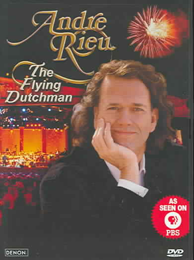FLYING DUTCHMAN BY RIEU,ANDRE (DVD)