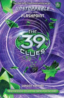 The 39 Clues: Unstoppable: Book 4 By Korman, Gordon